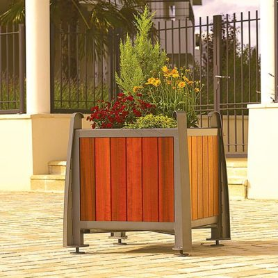 jardini re agora ace mobilier urbain. Black Bedroom Furniture Sets. Home Design Ideas